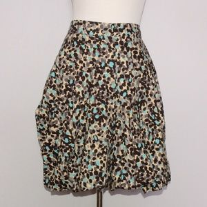 Plenty by Tracy Reese Printed Bubble Skirt